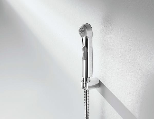 Гигиенический душ с настенным держателем Bravat